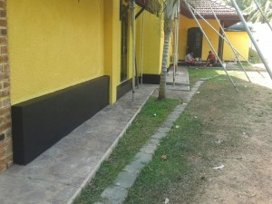 Side painting